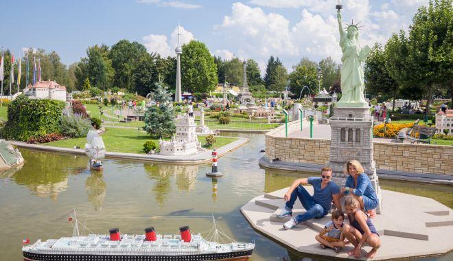 Foto: Miniaturi în Parcul Tăbăcărie. Va fi oare o mică Austrie?