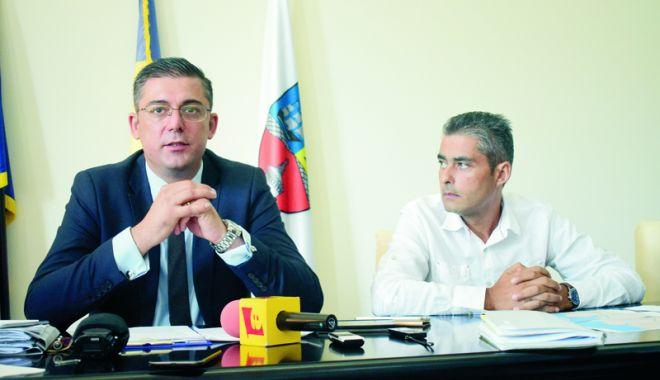 Foto: Șeful CJC, Horia Țuțuianu: Vom reabilita două rute noi spre sudul litoralului