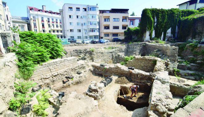 Foto: Surpriza de pe şantier! Noi descoperiri istorice  în zona peninsulară