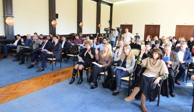 Foto: Cine va avea majoritate în Consiliul Local Municipal Constanța în următorul mandat