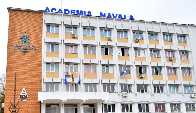 Foto: Nota 6 la putere! Absolvenţi mediocri de Colegiu Militar, studenţi la Academia Navală