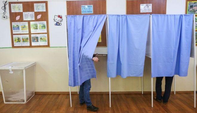 Foto: Constănţeni, nu vă spălați pe mâini de următorii 4 ani! Ieșiți la vot!