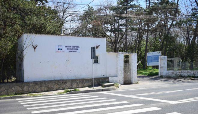 Foto: Trista soartă a Spitalului de Oase de la Eforie Sud. Mai sunt şanse să renască?