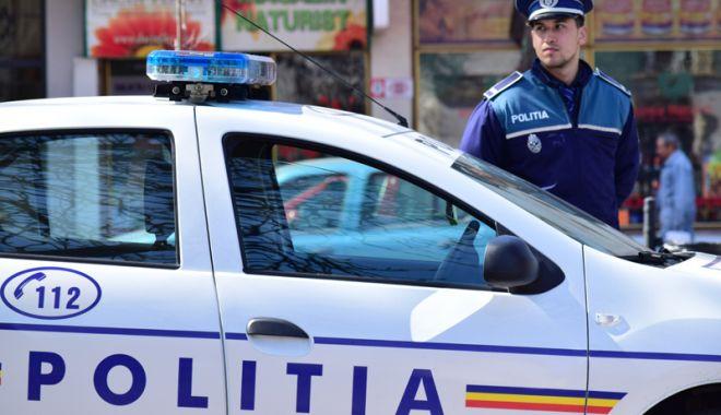 """Foto: """"Poliţistul va veni la eveniment după o oră şi jumătate!"""""""
