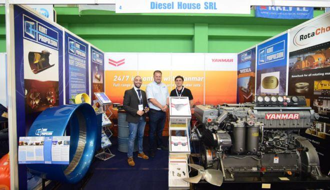 Industria navală românească și-a dat întâlnire la Expoziția Europort, din Mamaia - fond3-1526403552.jpg