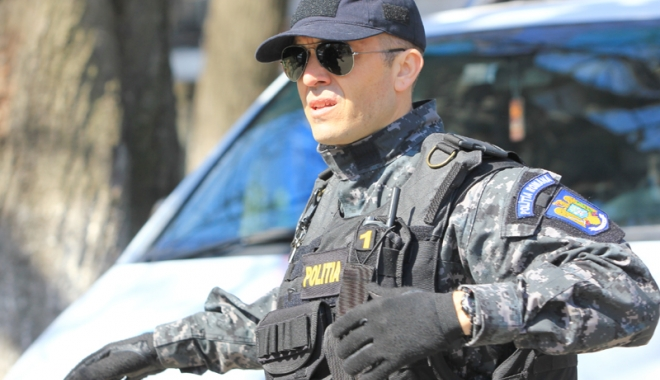 """Foto: Premieră în Poliţia Română. Comisar şef, detaşat în subordinea Primăriei Constanţa. """"Este o pierdere pentru Poliţia Română, dar un câştig pentru Poliţia Locală"""""""