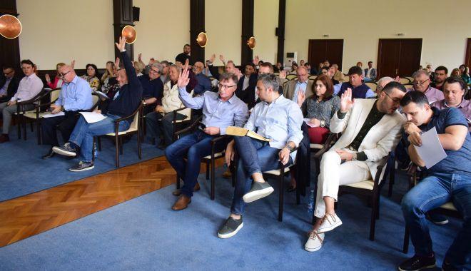 Foto: Aleșii județeni, convocați în ședință de liderul CJC. Care este motivul