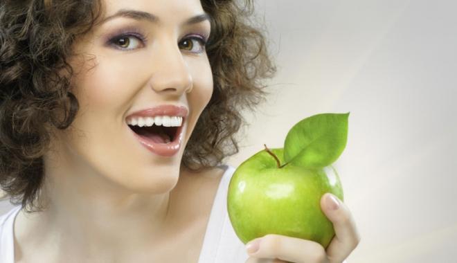 Foto: Ce trebuie să mâncăm pentru a avea dinţi sănătoşi