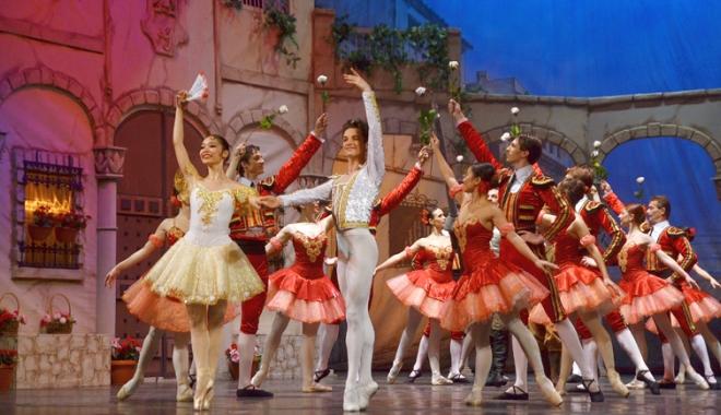 Foto: Balet, operă, dramă, comedie -  week-end-ul cultural al constănţeanului