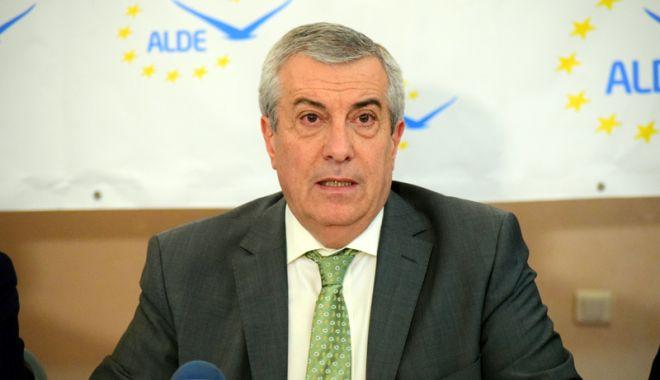 Foto: Tăriceanu, despre candidatura la prezidențiale: