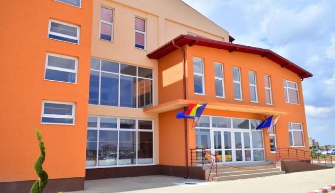 Ce nu a fost în stare Constanţa, s-a făcut la Cumpăna. Campus la standarde occidentale pentru elevi - fondcampuscumpana7-1473697397.jpg
