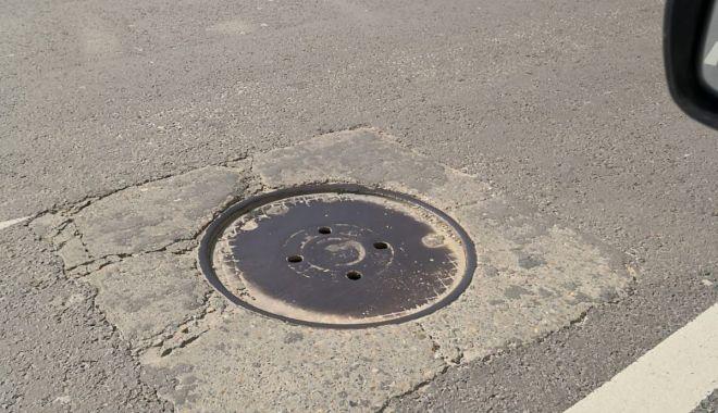 Cursă cu obstacole. Capacele de canalizare, pericolul de pe străzile Constanței - fondcapacecanalizare4-1615737282.jpg
