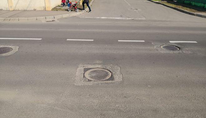 Cursă cu obstacole. Capacele de canalizare, pericolul de pe străzile Constanței - fondcapacecanalizare9-1615737319.jpg