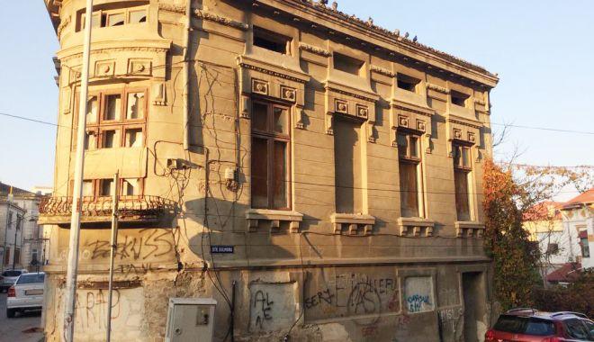 """""""Casa Stănescu"""", în stare avansată de degradare. """"Clădirile din Peninsulă ar trebui restaurate cu prioritate"""" - fondcasastanescu-1615737730.jpg"""