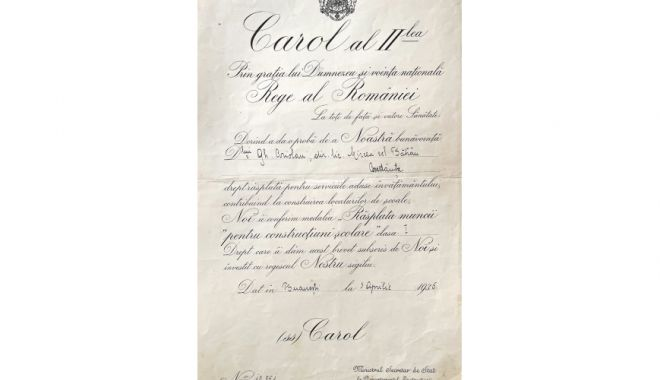 """Colegiul Național """"Mircea cel Bătrân"""" aniversează 125 de ani. Repere istorice ale polului elitei intelectuale a Dobrogei - fondcnmb22-1621535063.jpg"""