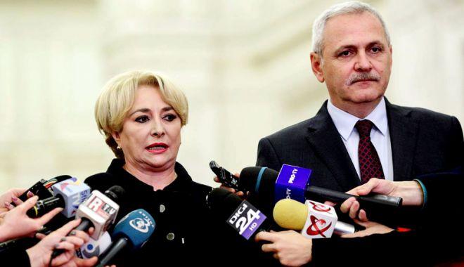 Foto: Congres PSD. Viorica Dăncilă a ajuns numărul 2 în partid. Dragnea și-a impus preferații