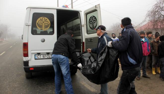 Foto: Rezultatele necropsiei: fetiţele de la Nicolae Bălcescu au murit intoxicate