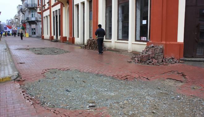 Foto: RUINELE DIN CENTRUL CONSTANŢEI. Ce a fost şi ce a ajuns buricul oraşului