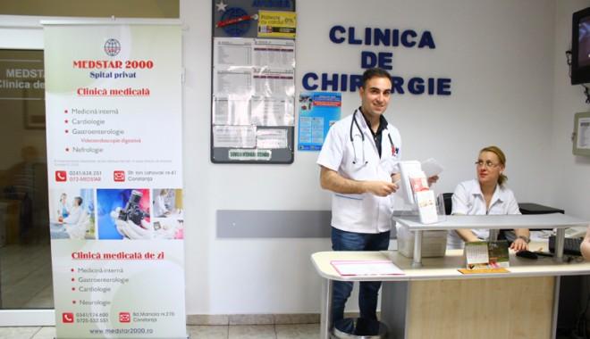Foto: De ce aţi alege să mergeţi la medic, în privat? Spitalul MEDSTAR 2000 este răspunsul