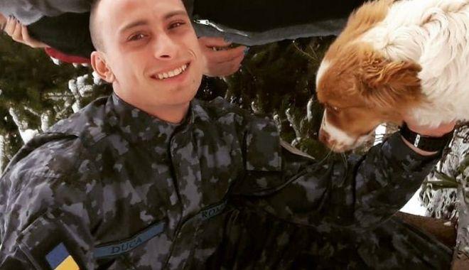 """Foto: Destin tragic! Militar de pe fregata """"Regele Ferdinand"""", omorât de un şofer fugar"""