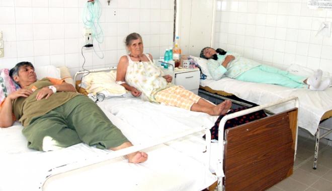 Foto: Dobrogenii, cei mai dezamăgiţi români de facilităţile medicale