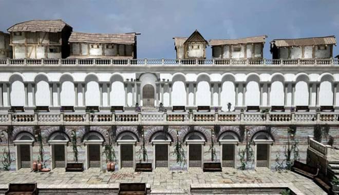 Foto: Senzaţional! Se redeschide Edificiul Roman cu Mozaic, în varianta tridimensională