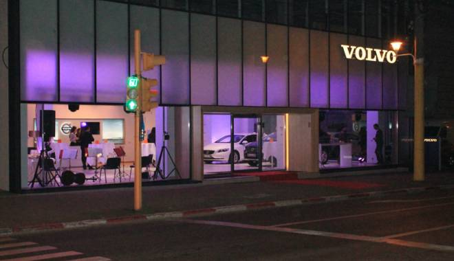 Foto: Exclusiv Auto a deschis un nou showroom Volvo în Constanţa