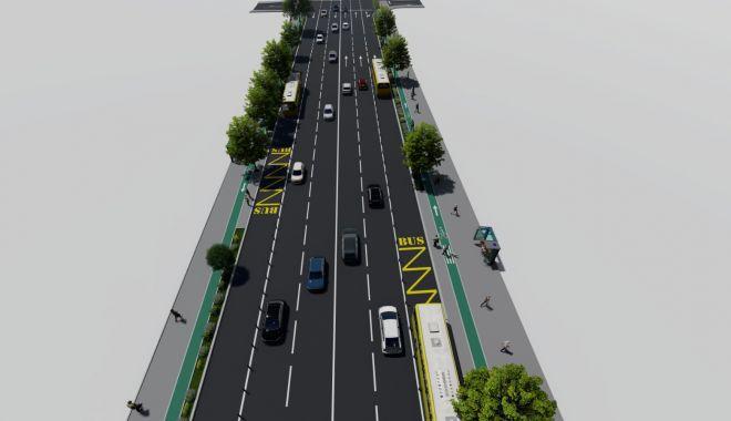 Fără maşini parcate şi cu benzi pentru autobuze. Cum va arăta bulevardul Lăpuşneanu după reabilitare - fondfaramasiniparcate-1616609564.jpg