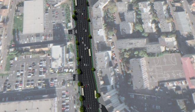 Fără maşini parcate şi cu benzi pentru autobuze. Cum va arăta bulevardul Lăpuşneanu după reabilitare - fondfaramasiniparcate2-1616609574.jpg