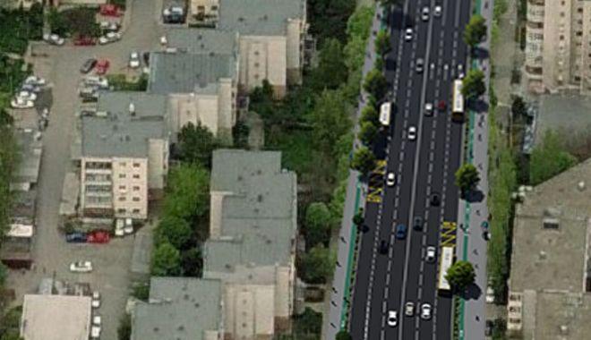 Fără maşini parcate şi cu benzi pentru autobuze. Cum va arăta bulevardul Lăpuşneanu după reabilitare - fondfaramasiniparcate3-1616609585.jpg