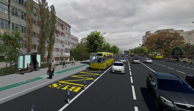 Fără maşini parcate şi cu benzi pentru autobuze. Cum va arăta bulevardul Lăpuşneanu după reabilitare - fondfaramasiniparcate4-1616609594.jpg