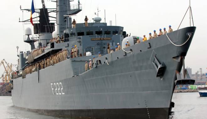 Foto: Pregătite pentru luptă! Cum vor fi modernizate fregatele româneşti