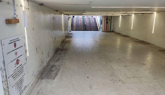 """A fost desfiinţată Galeria de Artă """"Virgil Coman""""! """"Oamenii străzii au pus stăpânire pe pasaj!"""" - fondgaleria-1633630025.jpg"""