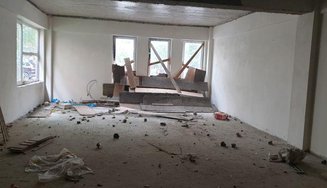 Situaţie revoltătoare, la Constanţa. Grădiniţă nou-nouţă, abandonată de 13 ani - fondgradinitanoua1-1614973988.jpg