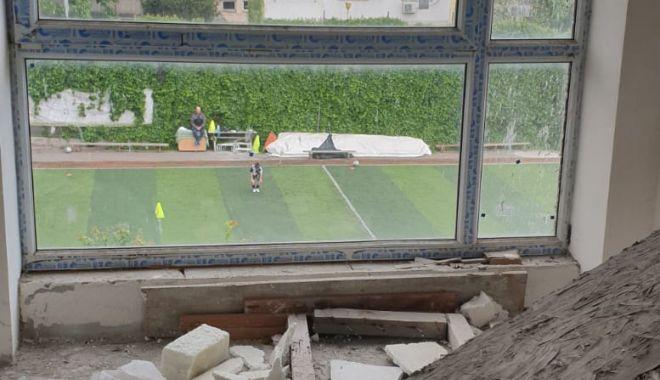 Situaţie revoltătoare, la Constanţa. Grădiniţă nou-nouţă, abandonată de 13 ani - fondgradinitanoua5-1614974042.jpg