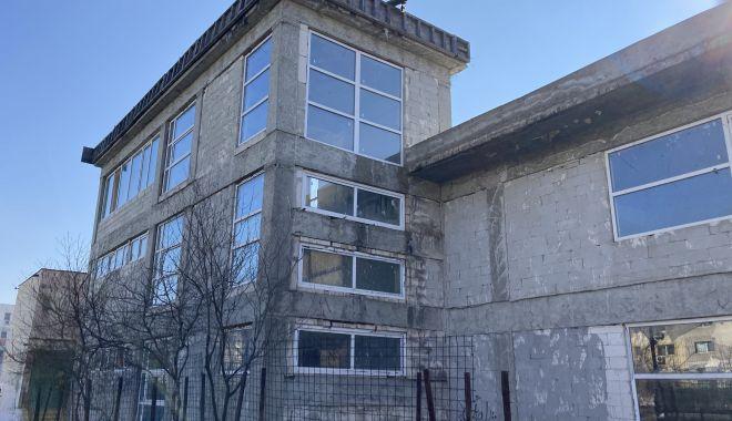 Situaţie revoltătoare, la Constanţa. Grădiniţă nou-nouţă, abandonată de 13 ani - fondgradinitaprintnoua-1614973977.jpg