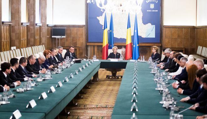 Foto: Premierul Viorica Dăncilă, despre prioritățile Executivului. Ce mai pregătește Guvernul