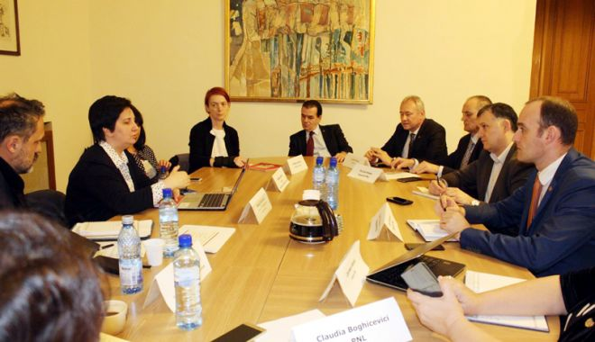 Foto: Problemele ONG-urilor, discutate  în Comisia pentru Buget  a PNL din Camera Deputaților