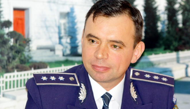 """Foto: """"Poliţistul trebuie să fie corect şi să acţioneze ferm"""""""