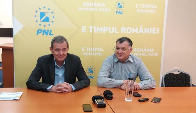 """Foto: Marian Jean Marinescu: """"PNL este singurul partid care are un program politic"""""""