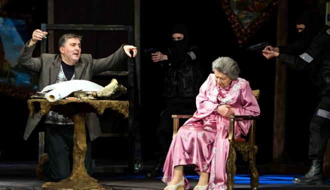 Foto: Operă, balet, comedie, spectacole pe alese pentru un week-end cultural la Constanţa