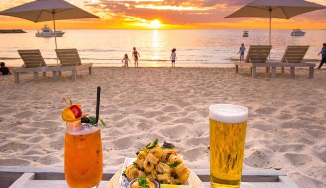 Foto: Week-end pe litoral cu mâncare bună, muzică relaxantă şi evenimente pe alese