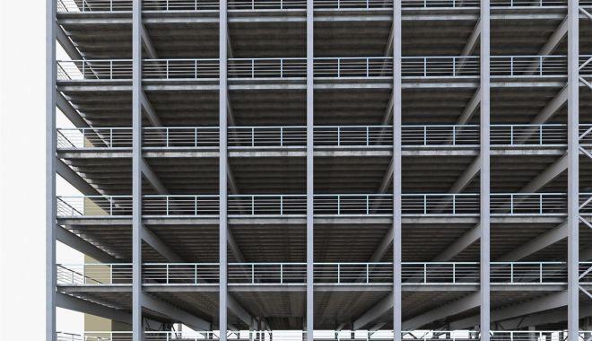 Parcări etajate, pe structură metalică, în cartiere. Primele trei, ridicate în zona Casei de Cultură - fondparcare2-1624039096.jpg