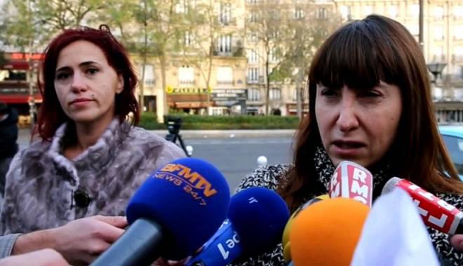 Foto: Constănţence rănite în atentatele de la Paris! Maşina lor, ciuruită de gloanţe