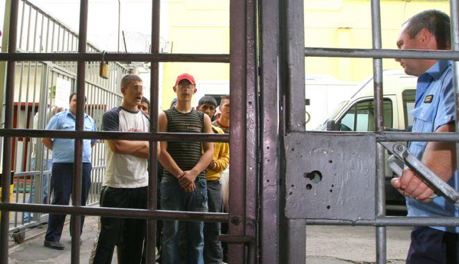 Foto: Penitenciarul Poarta Albă, printre cele mai vechi din ţară, va fi extins. Sute de locuri pentru deţinuţi