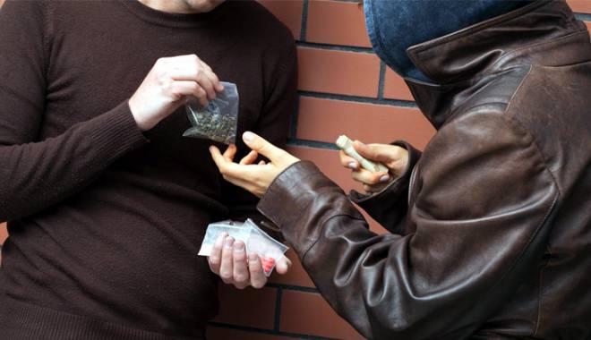 Foto: Descinderi la traficanţii  de droguri din Constanţa