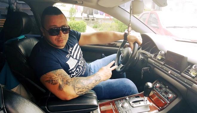 Șoferul teribilist prins cu permisul ANULAT A FOST ARESTAT