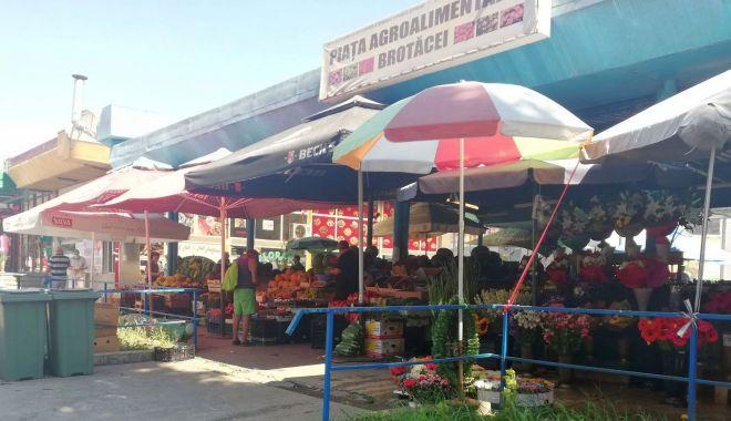 """Foto: Statut juridic incert! Piețe agro-alimentare din Constanța, """"înțepenite"""" în timp"""
