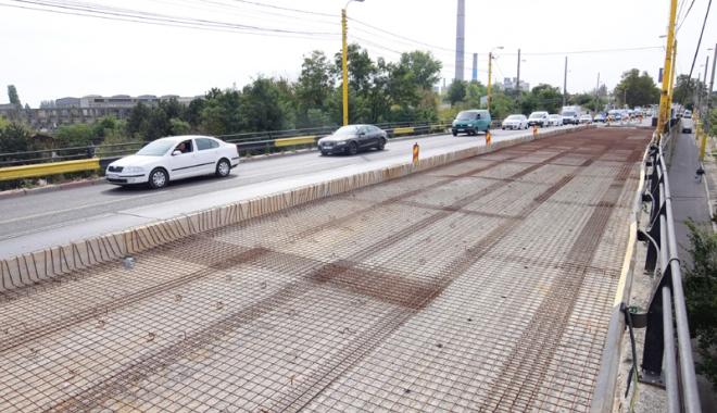 Reabilitarea Podului de la Butelii, finalizată la anul.