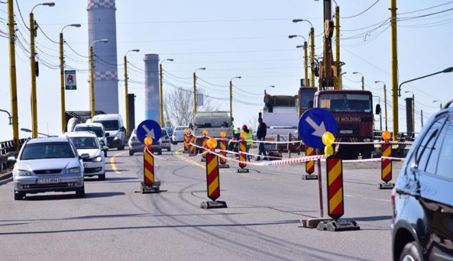 Comuniştii, bată-i vina! Cum explică primarul Făgădău sistarea lucrărilor de la Podul de la Butelii